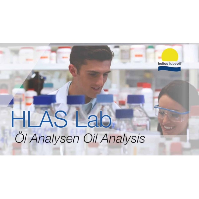 HLAS oil analysis fuel analysis