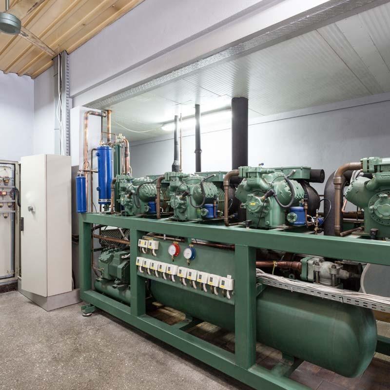 helios PAO Compressor Oil 100