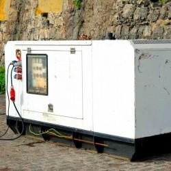 Stromaggregate Notstrom Diesel