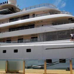 Diesel EN 590 Superyacht Ultra-Large-Yacht