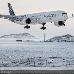 Airbus-A350-1000-cold-weather-landing-Airbus-courtesty