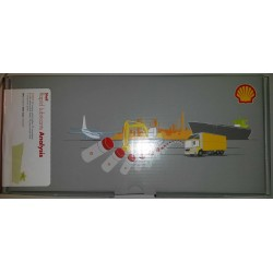 Shell RLA sample bottle,...
