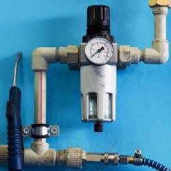 helios Air Pressure lube